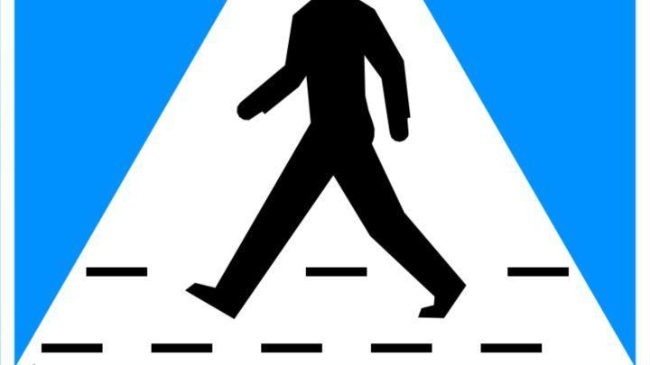 Los pasos inteligentes de peatones que ayudarán a evitar atropellos